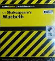 On Shakespeare's Macbeth written by Cliffs Notes Team performed by Joyce Bean on MP3 CD (Abridged)