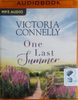 One Last Summer  written by Victoria Connelly performed by Jan Cramer on MP3 CD (Unabridged)