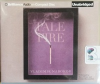 Pale Fire written by Vladimir Nabokov performed by Marc Vietor and Robert Blumenfeld on CD (Unabridged)