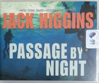Passage by Night written by Jack Higgins performed by Michael Page on CD (Unabridged)