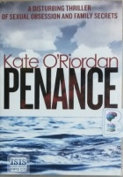 Penance written by Kate O'Riordan performed by Lisa Coleman on MP3 CD (Unabridged)
