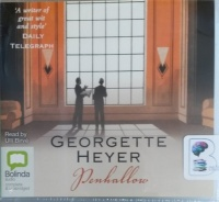 Penhallow written by Georgette Heyer performed by Ulli Birve on CD (Unabridged)