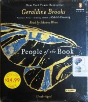 People of the Book written by Geraldine Brooks performed by Edwina Wren on CD (Unabridged)