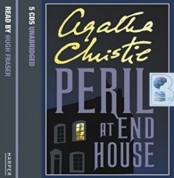 Peril at End House written by Agatha Christie performed by Hugh Fraser on CD (Unabridged)