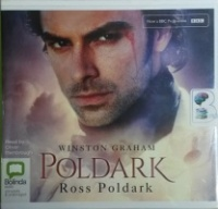 Poldark - Ross Poldark written by Winston Graham performed by Oliver Hembrough on CD (Unabridged)