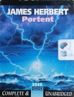 Portent written by James Herbert performed by Jonathan Oliver on Cassette (Unabridged)