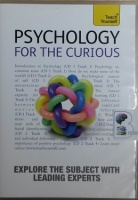 Psychology for the Curious written by Nicky Hayes performed by Susan Blackmore, Windy Dryden and Nigel Holt on CD (Abridged)