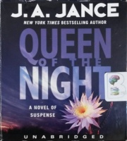 Queen of the Night written by J.A. Jance performed by Greg Itzin on CD (Unabridged)