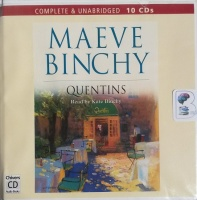Quentins written by Maeve Binchy performed by Kate Binchy on CD (Unabridged)