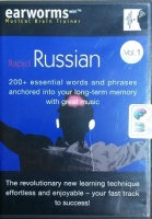 Rapid Russian Vol 1 written by Earworms performed by Berlitz on CD (Unabridged)