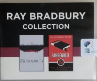 Ray Bradbury Collection - The Martian Chronicles and Fahrenheit 451 written by Ray Bradbury performed by Mark Boyett and Tim Robbins on CD (Unabridged)