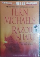 Razor Sharp written by Fern Michaels performed by Laural Merlington on MP3 CD (Unabridged)