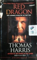 Red Dragon written by Thomas Harris performed by Alan Sklar on Cassette (Unabridged)