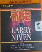 Red Tide - The Stellar Guild Series written by Larry Niven with Brad R. Torgersen and Matthew J. Harrington performed by Steven Menasche on MP3 CD (Unabridged)