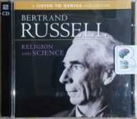 Religion and Science written by Bertrand Russell performed by David Case on CD (Abridged)