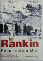 Resurrection Men written by Ian Rankin performed by Joe Dunlop on Cassette (Unabridged)