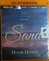 Sand. written by Hugh Howey performed by Karen Chilton on MP3 CD (Unabridged)