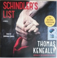Schindler's List written by Thomas Keneally performed by Humphrey Bower on CD (Unabridged)