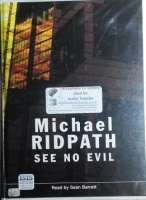 See No Evil written by Michael Ridpath performed by Sean Barrett on Cassette (Unabridged)