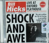 Shock and Awe - Live at Oxford Playhouse written by Bill Hicks performed by Bill Hicks on CD (Abridged)