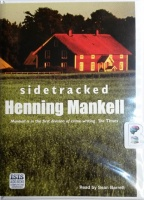 Sidetracked written by Henning Mankell performed by Sean Barrett on Cassette (Unabridged)