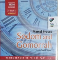 Sodom and Gomorrah written by Marcel Proust performed by Neville Jason on CD (Unabridged)