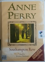 Southampton Row written by Anne Perry performed by Terrence Hardiman on Cassette (Unabridged)