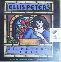 St. Peter's Fair written by Ellis Peters performed by Johanna Ward on CD (Unabridged)
