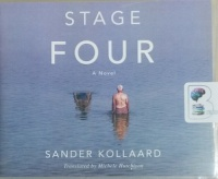 Stage Four written by Sander Kollaard performed by Michele Hutchinson on CD (Unabridged)