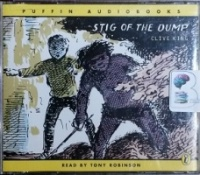 Stig of the Dump written by Clive King performed by Tony Robinson on CD (Abridged)