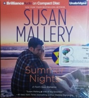 Summer Nights - A Fool's Gold Romance written by Susan Mallery performed by Tanya Eby on CD (Unabridged)