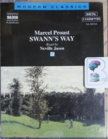 Swann's Way written by Marcel Proust performed by Neville Jason on Cassette (Abridged)