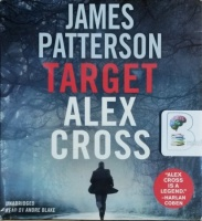 Target - Alex Cross written by James Patterson performed by Andre Blake on CD (Unabridged)