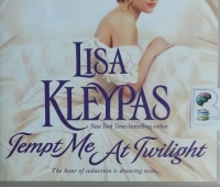 Tempt Me At Twilight written by Lisa Klepas performed by Rosalyn Landor on CD (Unabridged)