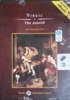 The Aeneid written by Virgil performed by Michael Page on MP3 CD (Unabridged)