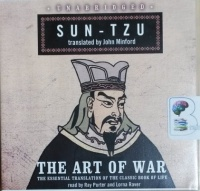 The Art of War (John Minford Trans.) written by Sun-Tzu performed by Ray Porter and Lorna Raver on CD (Unabridged)