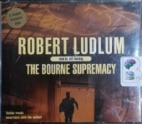 The Bourne Supremacy written by Robert Ludlum performed by Jeff Harding on CD (Abridged)