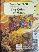 The Colour of Magic written by Terry Pratchett performed by Nigel Planer on Cassette (Unabridged)