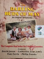 The Darling Buds of May - Six Original TV Episodes written by Yorkshire TV performed by David Jason, Catherine Zeta Jones, Pam Ferris and Philip Franks on Cassette (Unabridged)