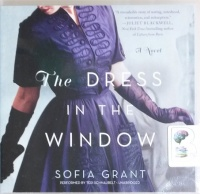 The Dress in The Window written by Sofia Grant performed by Teri Schnaubelt on CD (Unabridged)