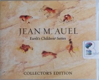 The Earth's Children Series - Collector's Edition written by Jean M. Auel performed by Sandra Burr on MP3 CD (Unabridged)