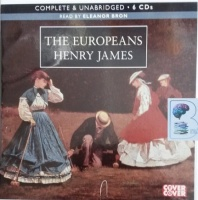 The Europeans written by Henry James performed by Eleanor Bron on Audio CD (Unabridged)