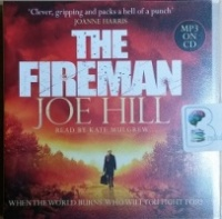 The Fireman written by Joe Hill performed by Kate Mulgrew on MP3 CD (Unabridged)