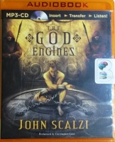The God Engines written by John Scalzi performed by Christopher Lane on MP3 CD (Unabridged)