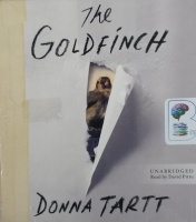 The Goldfinch written by Donna Tartt performed by David Pittu on CD (Unabridged)
