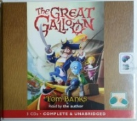 The Great Galloon written by Tom Banks performed by Tom Banks on CD (Unabridged)