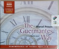 The Guermantes Way written by Marcel Proust performed by Neville Jason on CD (Unabridged)