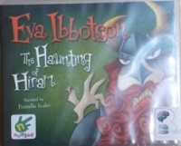 The Haunting of Hiram written by Eva Ibbotson performed by Prunella Scales on CD (Unabridged)