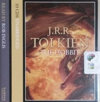The Hobbit written by J.R.R. Tolkien performed by Rob Inglis on CD (Unabridged)