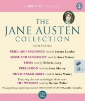 The Jane Austen Collection written by Jane Austen performed by Various Famous Actors on CD (Abridged)